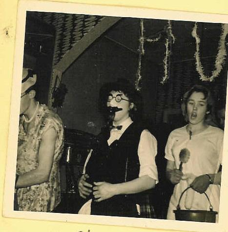 voordracht 25 jarig huwelijk Stamboom van Casteren documenten en foto's dec 2008 01/1936 Marthy  voordracht 25 jarig huwelijk
